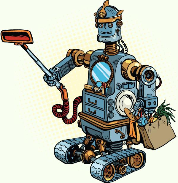 housework-robot