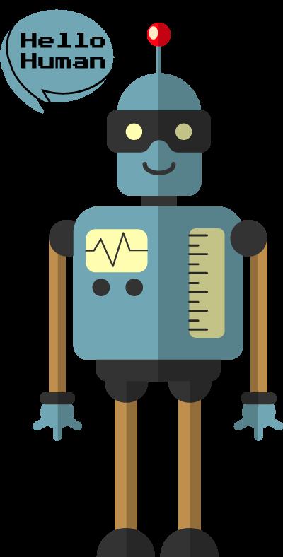 robot-hello-human